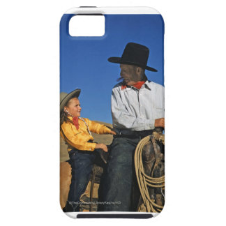 Little Cowgirl iPhone SE/5/5s Case