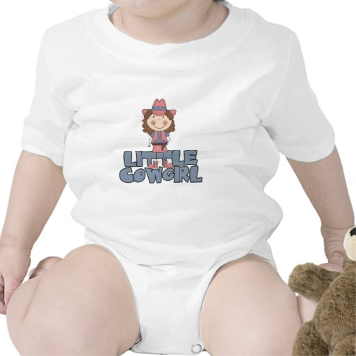 Little Cowgirl Pink Tshirts and Gifts