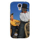Little Cowgirl Samsung Galaxy S4 Cases
