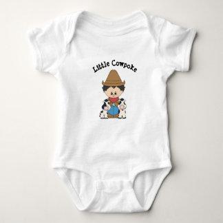 Little Cowpoke Baby Bodysuit