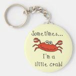 Little Crab Tshirts and Gifts Key Chains