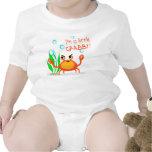 Little Crabby Crab T-Shirt / Baby Bodysuit