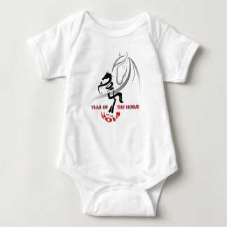 Little Crawler's Year of the Horse T Shirts