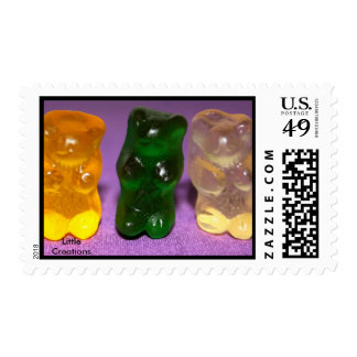 Little Creations Gummie Bear Postage