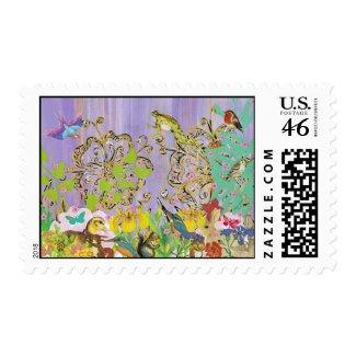 Little Creatures Postage stamp