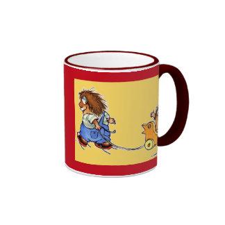 Little Critter™ Bear and Duck Ringer Mug