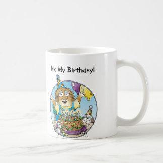 Little Critter© It's My Birthday Mug-authorized Classic White Coffee Mug