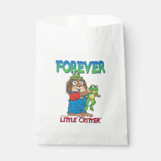Little Critter loot party goodie take home bags Favor Bags