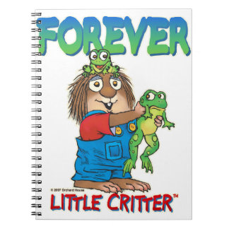 Little Critter notebook - great for notes, school