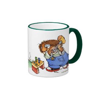 Little Critter™ Working Hard at Play Ringer Mug