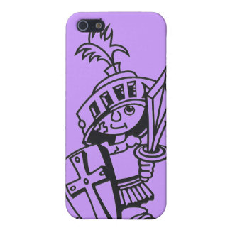 Little crusader  iPhone SE/5/5s cover