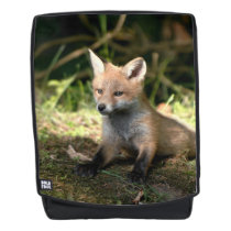Little Cub Red Fox Backpack