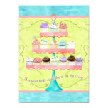 Little Cupcake, Baby Shower Invitations