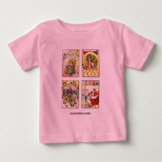 Little Curly Locks Baby T-Shirt