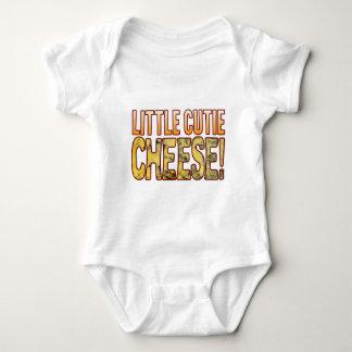 Little Cutie Blue Cheese Baby Bodysuit
