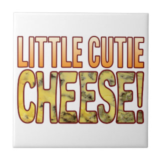 Little Cutie Blue Cheese Ceramic Tile