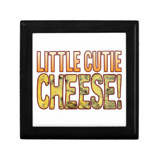 Little Cutie Blue Cheese Keepsake Box