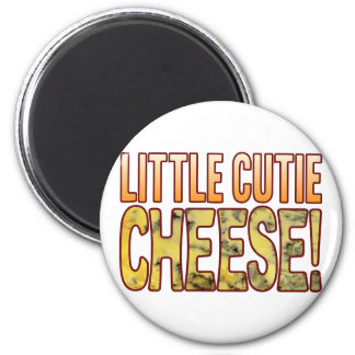 Little Cutie Blue Cheese Magnet