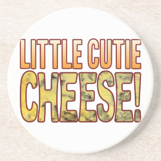 Little Cutie Blue Cheese Sandstone Coaster