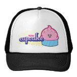Little Cutie Cupcake Mesh Hat