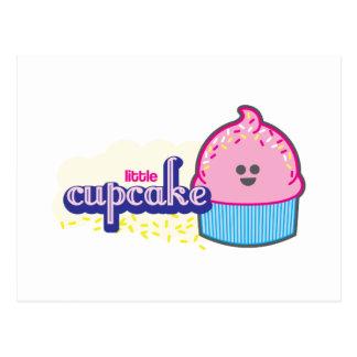Little Cutie Cupcake Postcard