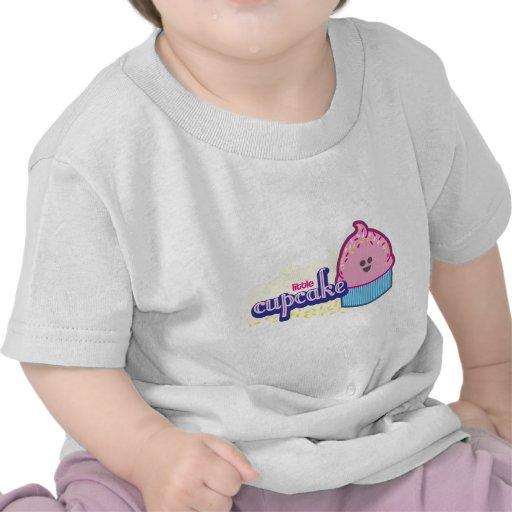 Little Cutie Cupcake T Shirt