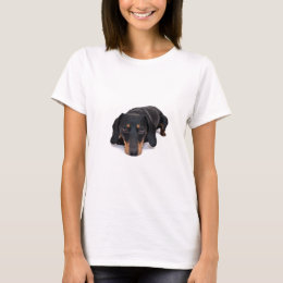 Little Dachshund Dog T-Shirt