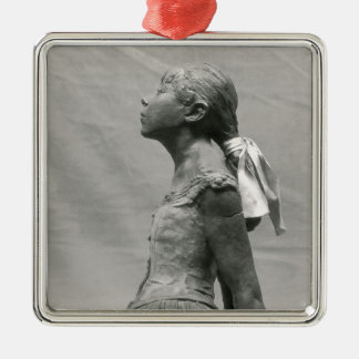 Little Dancer, Aged 14 Metal Ornament