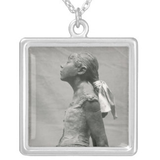 Little Dancer, Aged 14 Silver Plated Necklace