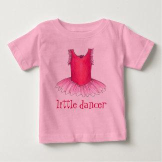 Little Dancer Ballet Costume Dance Tutu Ballerina Baby T-Shirt