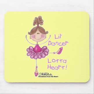 Little Dancer Mouse Pad