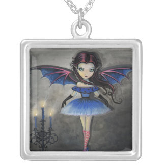 Little Dancer Vampire Fairy Necklace