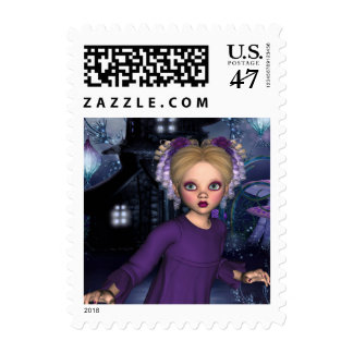 Little Daphine Fantasy Fairy World Postage