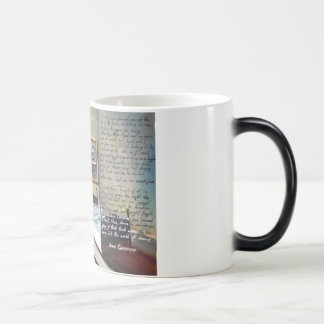 Little David Copperfield Dickens painting 11 Oz Magic Heat Color-Changing Coffee Mug