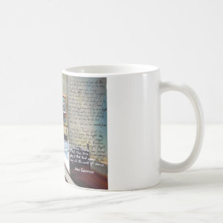 Little David Copperfield Dickens painting Classic White Coffee Mug