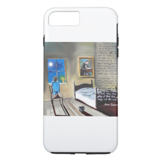 Little David Copperfield Dickens painting iPhone 7 Plus Case