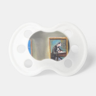 Little David Copperfield Dickens painting Pacifier