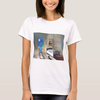 Little David Copperfield Dickens painting T-Shirt