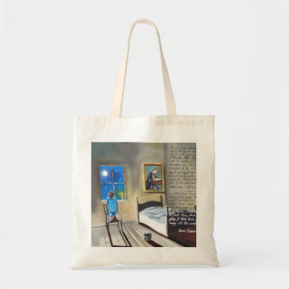 Little David Copperfield Dickens painting Tote Bag