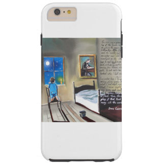 Little David Copperfield Dickens painting Tough iPhone 6 Plus Case