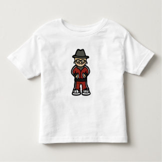 little dawg. toddler t-shirt