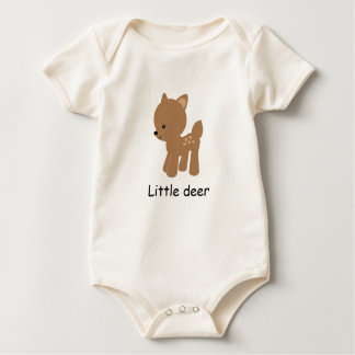 Little deer baby shirt