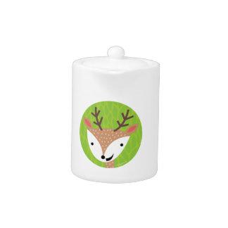 Little Deer - Woodland Friends Teapot