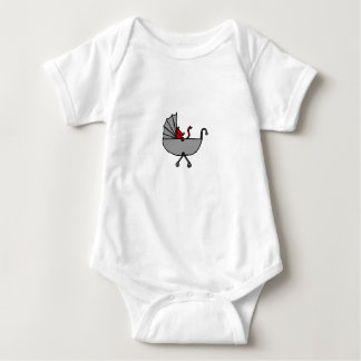 Little Demon Baby Bodysuit
