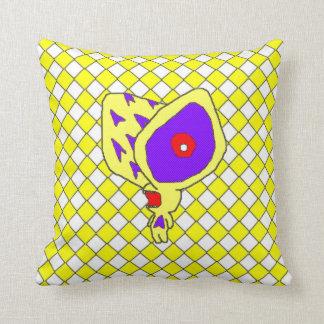 Little Demon No.1 Pillow