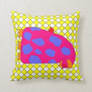 Little Demon No.4 Pillows
