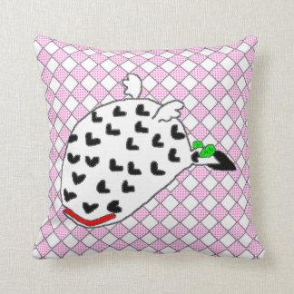 Little Demon No.5 Pillow