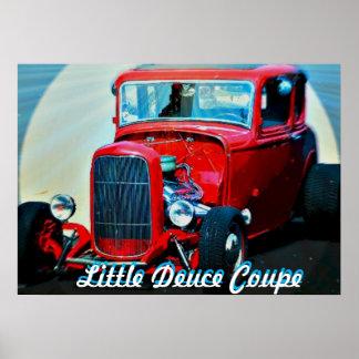 Little Deuce Coupe - Large Poster