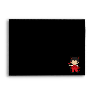 Little Devil Boy Envelope