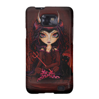 Little Devil Case-Mate Phone Case Samsung Galaxy S Cases
